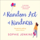 A Random Act of Kindness - eAudiobook