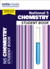 National 5 Chemistry Student Book for New 2019 Exams : For Curriculum for Excellence Sqa Exams - Book