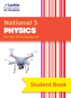 National 5 Physics Student Book for New 2019 Exams : For Curriculum for Excellence Sqa Exams - Book