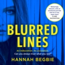 Blurred Lines - eAudiobook