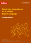 Cambridge International AS & A Level English Language Student's Book - Book