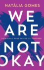 We Are Not Okay - Book