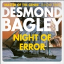 Night of Error - eAudiobook
