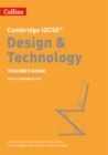 Cambridge IGCSE (TM) Design & Technology Teacher's Guide - Book