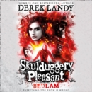Bedlam (Skulduggery Pleasant, Book 12) - eAudiobook