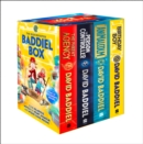 The Blockbuster Baddiel Box (The Person Controller, The Parent Agency, AniMalcolm, Birthday Boy) - Book