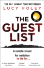 The Guest List - Book