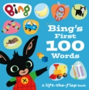 Bing's First 100 Words : A Lift-the-Flap Book - Book