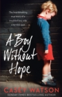 A Boy Without Hope - Book