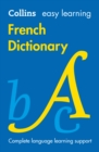 Easy Learning French Dictionary - Book