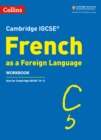 Cambridge IGCSE (TM) French Workbook - Book
