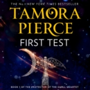 First Test (The Protector of the Small Quartet, Book 1) - eAudiobook