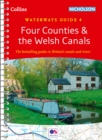 Four Counties & the Welsh Canals : Waterways Guide 4 - Book