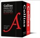 Collins English Dictionary and Thesaurus Boxed Set : All the Words You Need, Every Day - Book