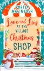 Love and Lies at The Village Christmas Shop - Book