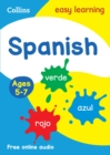 Spanish Ages 5-7 - Book
