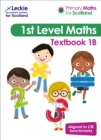 Primary Maths for Scotland Textbook 1B : For Curriculum for Excellence Primary Maths - Book
