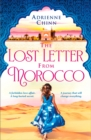 The Lost Letter from Morocco - Book