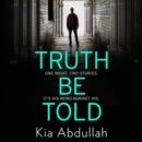 Truth Be Told - eAudiobook