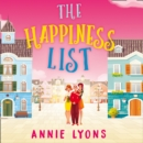 The Happiness List - eAudiobook