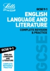 GCSE 9-1 English Language and English Literature Complete Revision & Practice - Book