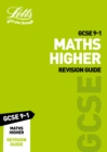 GCSE 9-1 Maths Higher Revision Guide - Book