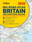2020 Collins Big Road Atlas Britain and Northern Ireland - Book