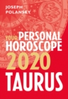 Taurus 2020: Your Personal Horoscope - eBook