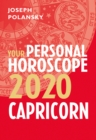 Capricorn 2020: Your Personal Horoscope - eBook