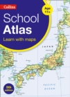 Collins School Atlas - Book