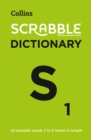 SCRABBLE (R) Dictionary : The Official Scrabble (R) Solver - All Playable Words 2 - 9 Letters in Length - Book