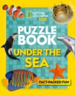 Puzzle Book Under the Sea : Brain-Tickling Quizzes, Sudokus, Crosswords and Wordsearches - Book
