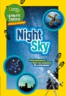 Night Sky : Find Adventure! Have Fun Outdoors! be a Stargazer! - Book