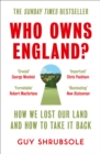 Who Owns England? - eBook