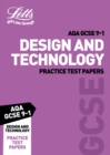 Grade 9-1 GCSE Design and Technology AQA Practice Test Papers - Book