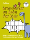 Collins Brain Buster Su Doku for Kids - Book