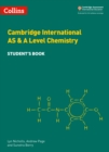 Cambridge International AS & A Level Chemistry Student's Book - Book