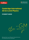 Cambridge International AS & A Level Physics Student's Book - Book