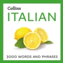 Learn Italian : 3000 Essential Words and Phrases - eAudiobook