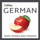 Learn German : 3000 Essential Words and Phrases - eAudiobook
