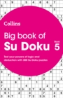Big Book of Su Doku 5 : 300 Su Doku Puzzles - Book