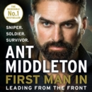 First Man In : Leading from the Front - Book
