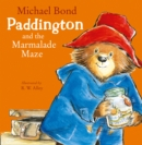 Paddington and the Marmalade Maze - Book