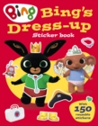 Bing's Dress-Up Sticker book - Book