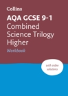 New Grade 9-1 Combined Science Trilogy Higher AQA Workbook - Book