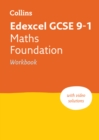 New Grade 9-1 GCSE Maths Foundation Edexcel Workbook - Book