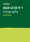 AQA GCSE 9-1 Geography Workbook - Book
