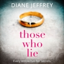 Those Who Lie - eAudiobook