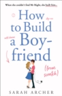 How to Build a Boyfriend from Scratch - eBook