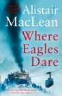 Where Eagles Dare - Book